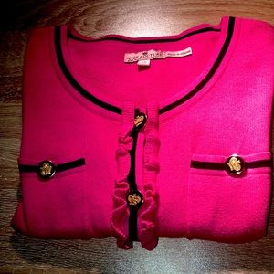 Little girl Juicy couture sweater